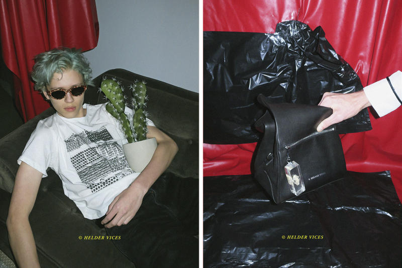 Helder Vices Fall Winter 2018 All American Climax Collection Lookbook Gianni Mora