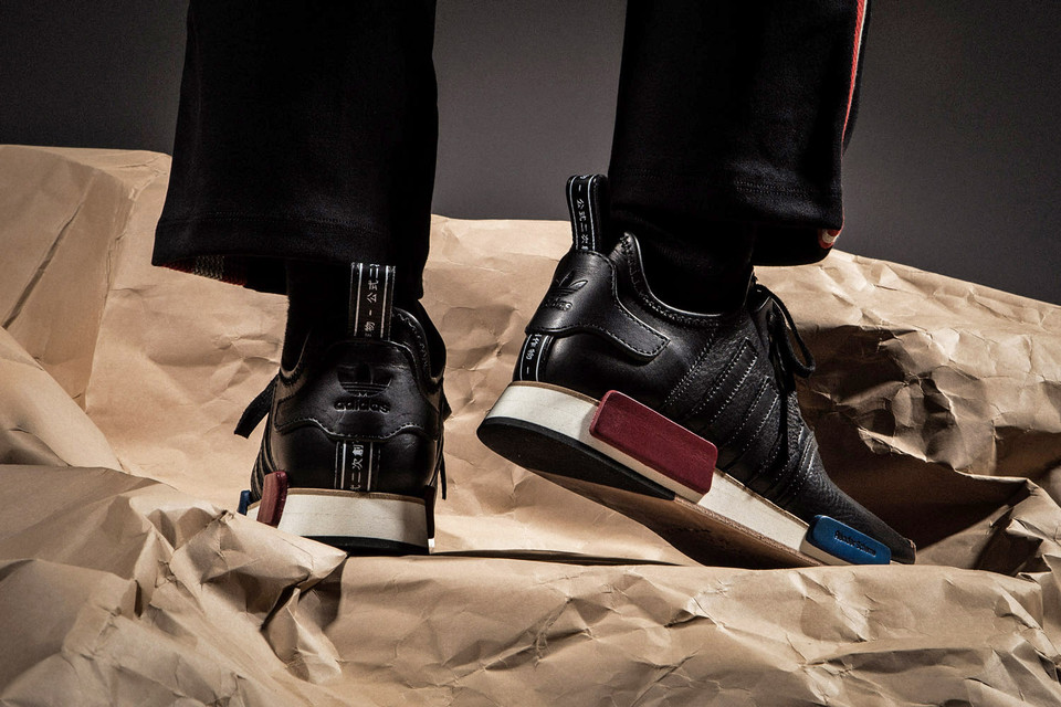 0aed51b3157 An On-Foot Look at Hender Scheme s New adidas Originals Pack