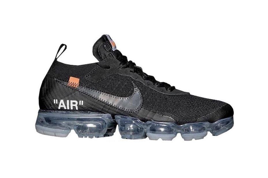 Virgil Abloh x Nike Vapormax