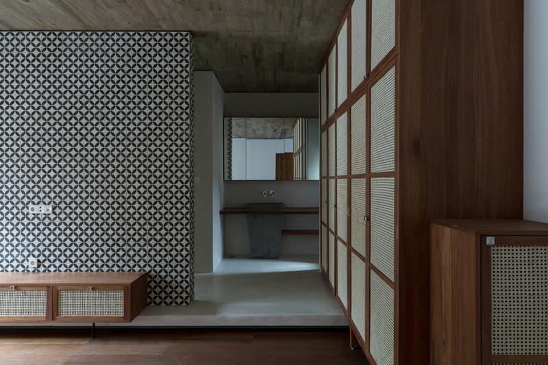Hopper House Vietnam AHL Architects living home architecture design