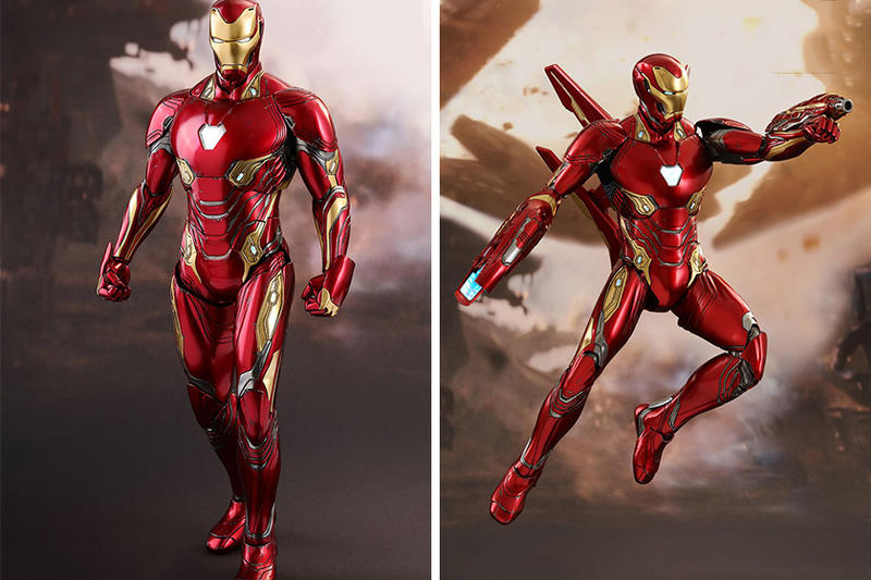Hot Toys Avengers Infinity War Iron Man 1/6th scale collectible figure