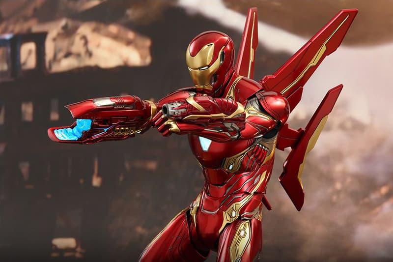 Hot Toys 'Avengers: Infinity War' Iron Man | HYPEBEAST