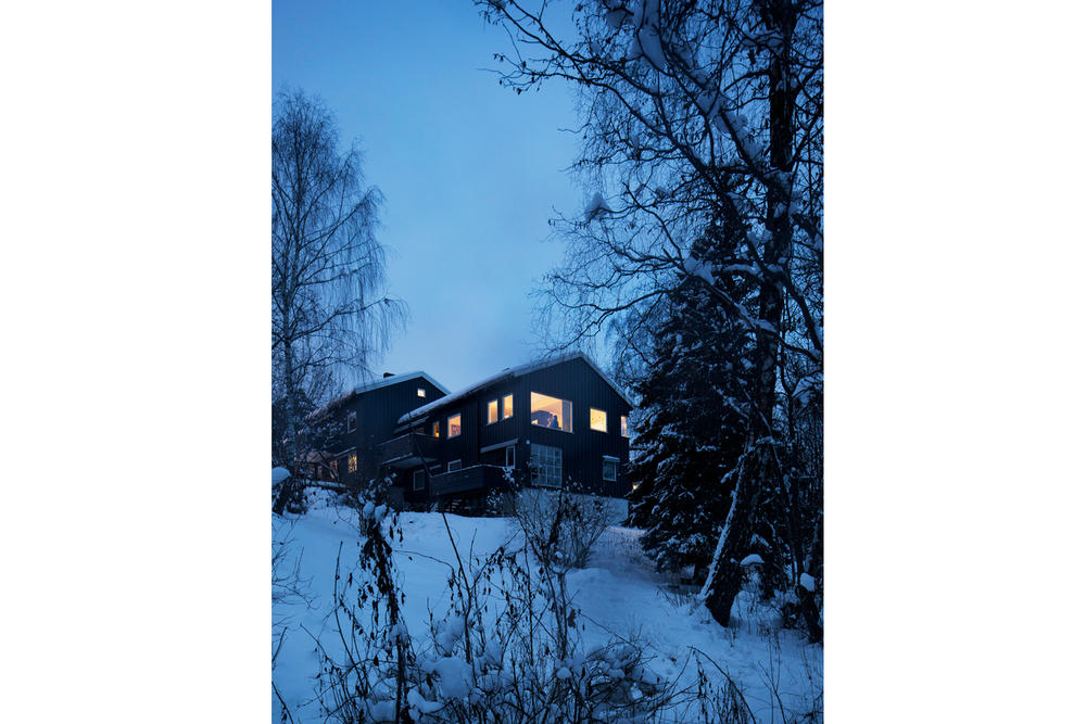 House of Many Worlds Austigard Arkitektur Architecture Interior Exterior Design Homes Houses Building Olso Norway