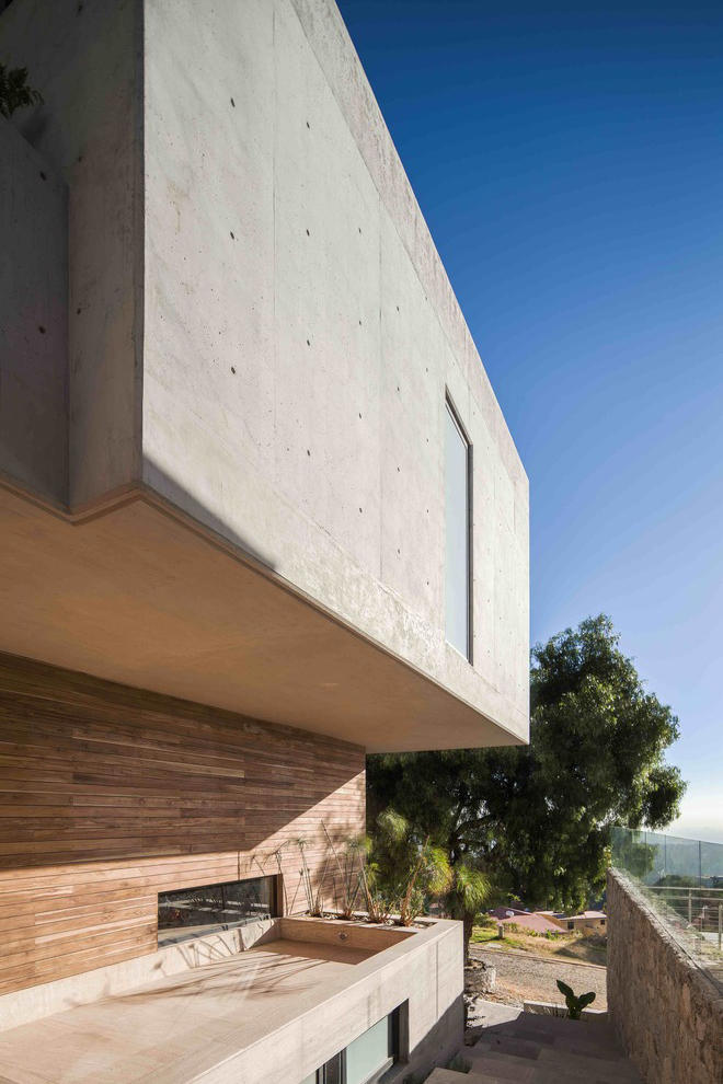 House of Stone Jorge Hernández de la Garza Mexico City Residecy House building 2018 design