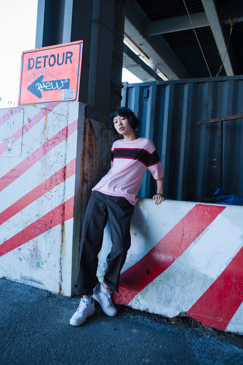 HSWLD Tokyo New York Spring Summer 2018 Editorial Lookbook