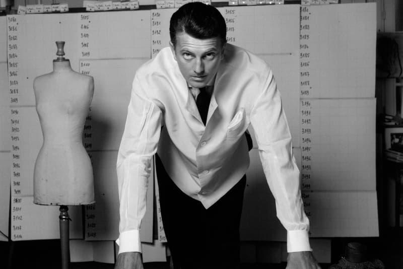 Hubert de Givency Passes Away Givenchy Audrey Hepburn Black Dress Breakfast at Tiffany's