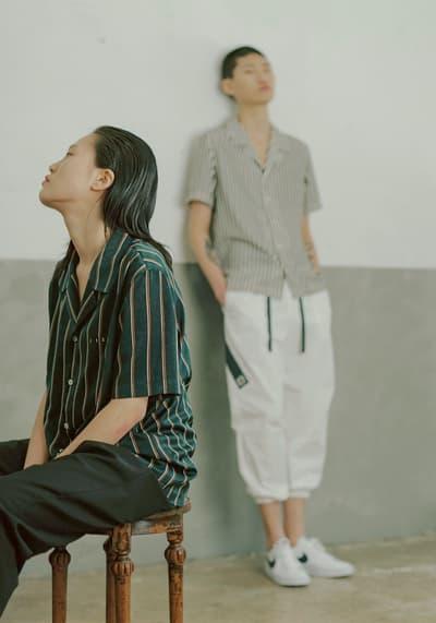 IISE Collection 006 Spring Summer 2018 Lookbook Korea streetwear