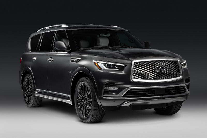 Infiniti QX80 Limited Package Upgrade SUV vehicles cars automotive