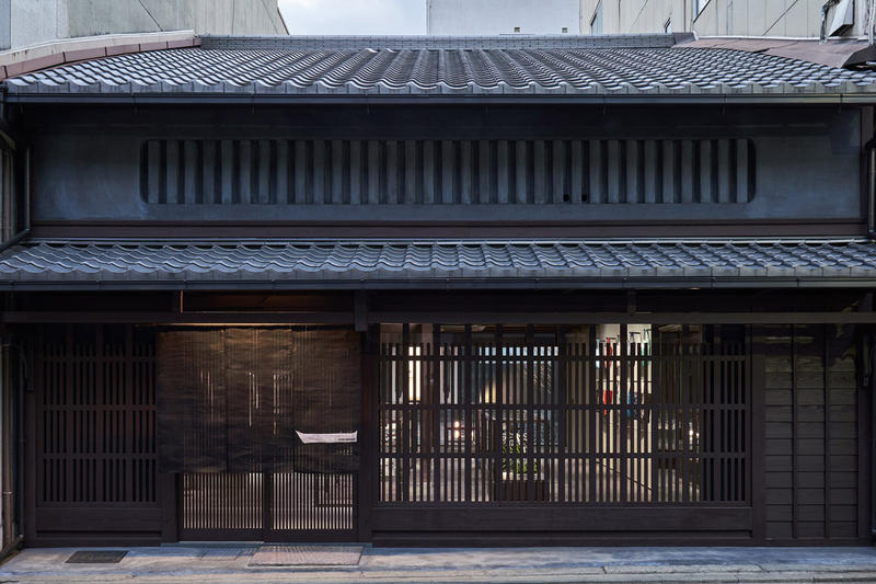 Issey Miyake Store Kyoto Japan HOMME PLISSÉ Issey Miyake BAO BAO Issey Miyake clothing accessories