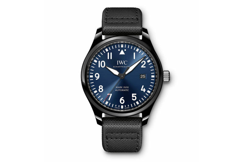 "IWC Watch Laureus Sport for Good ""Small Pilot"" Mark XVIII"