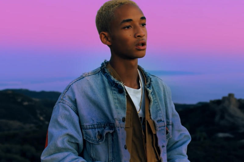 Jaden Smith Announces VISION Tour Dates 2018 north america