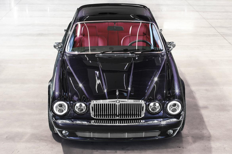 jaguar xj series iii 50th anniversary custom hypebeast jaguar xj series iii 50th anniversary