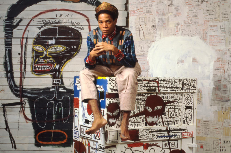 jean michel basquiat phillips auction new york sale painting art artwork