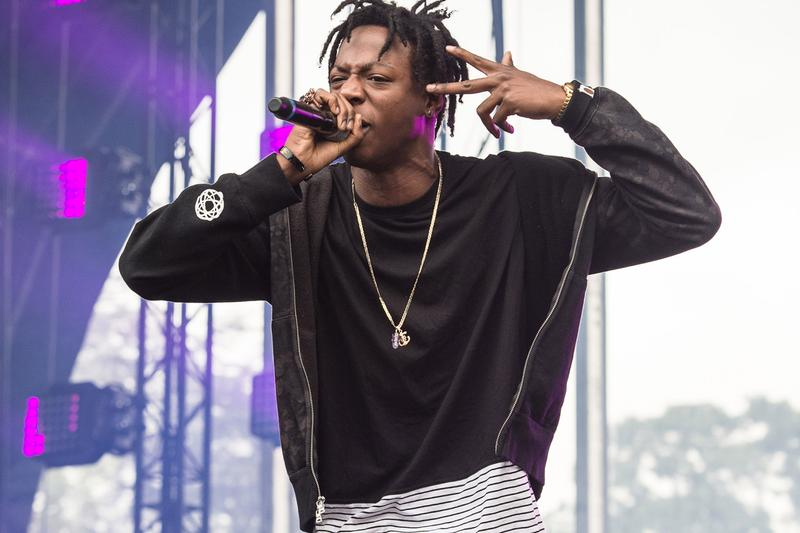 Joey Badass 47 Minutes Podcast Vince Staples Styles P