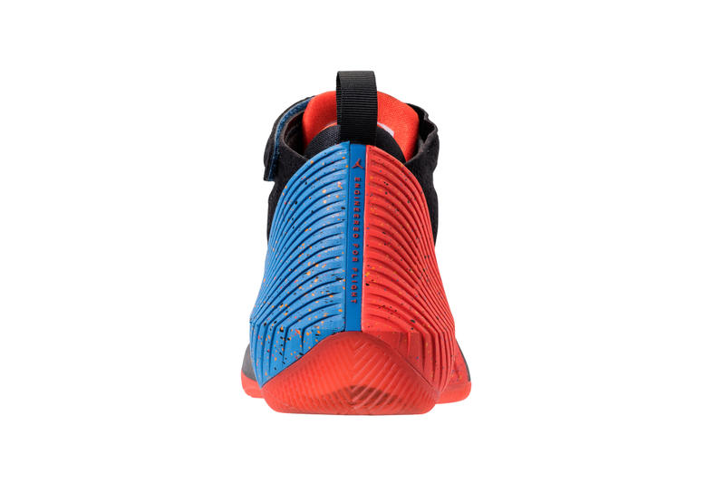 Jordan Brand Why Not Zer0.1 Release Russell Westbrook Basketball red black blue Triple Double King