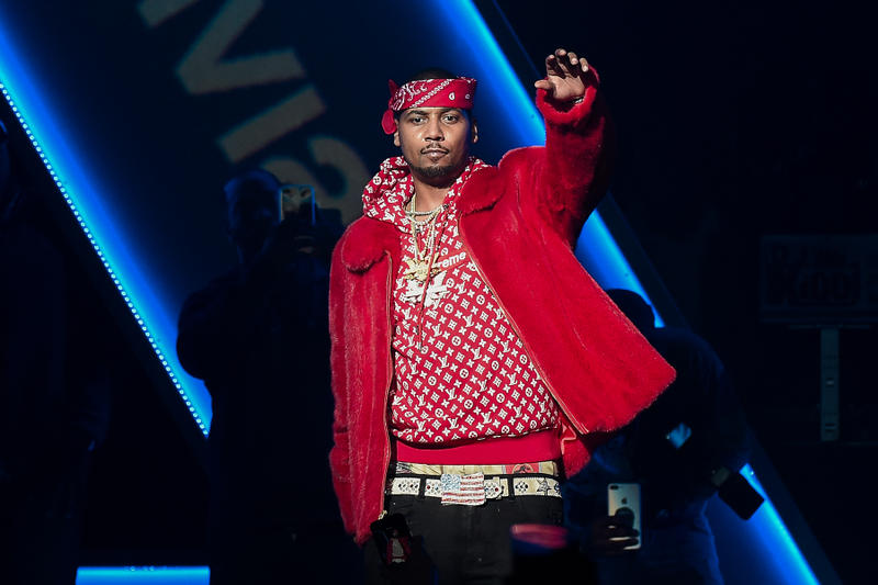 Juelz Santana Arrested New Jersey Newark Airport gun 38 caliber handgun Dipset Transportation Security Administration TSA