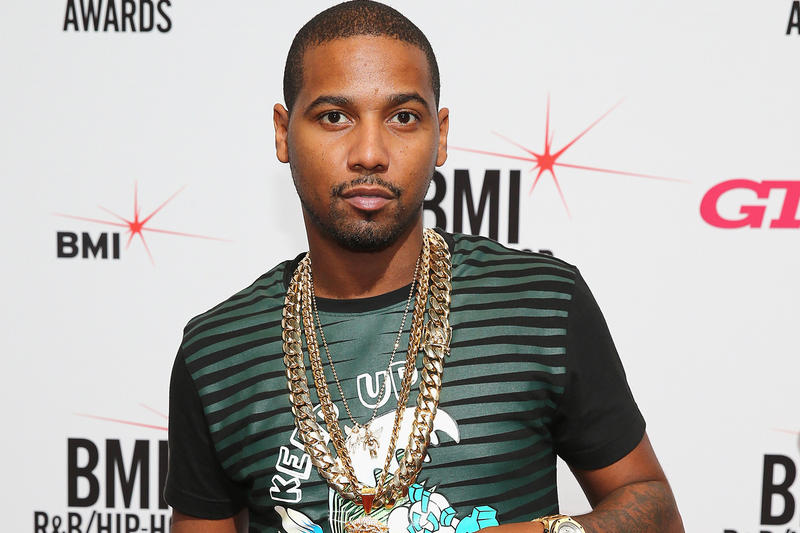 Juelz Santana New Jersey Newark Airport gun .38-caliber handgun Dipset Transportation Security Administration TSA