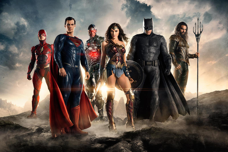 Justice League Lowest Grossing DC Universe Movie Films  Warner Bros Wonder Woman Batman Aquaman The Flash Cyborg Gal Gadot Ben Affleck Henry Cavill Jason Momoa Ezra Miller