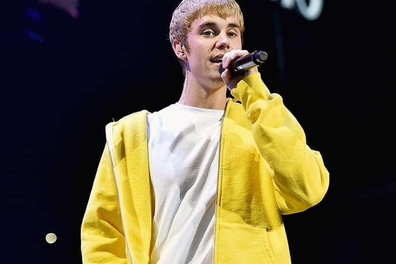 Justin Bieber Birthday Making Beats