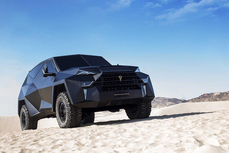 Karlmann King Most Expensive Suv In The World Hypebeast