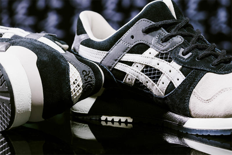 KICKS LAB ASICS GEL Lyte III KL Shinobi march 31 2018 release date info drop sneakers shoes footwear