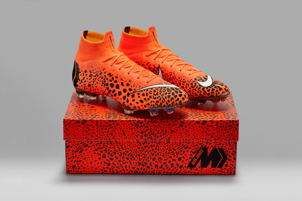casual shoes another chance new collection Kim Jones x Nike Mercurial Superfly 360 Football | HYPEBEAST
