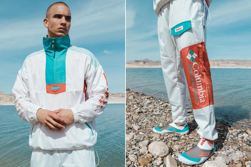KITH Utah Collection EEA Element Exploration Agency fashion footwear accessories 2018 Columbia Sportswear adidas TUMI Oakley G Shock Ronnie Fieg release dates