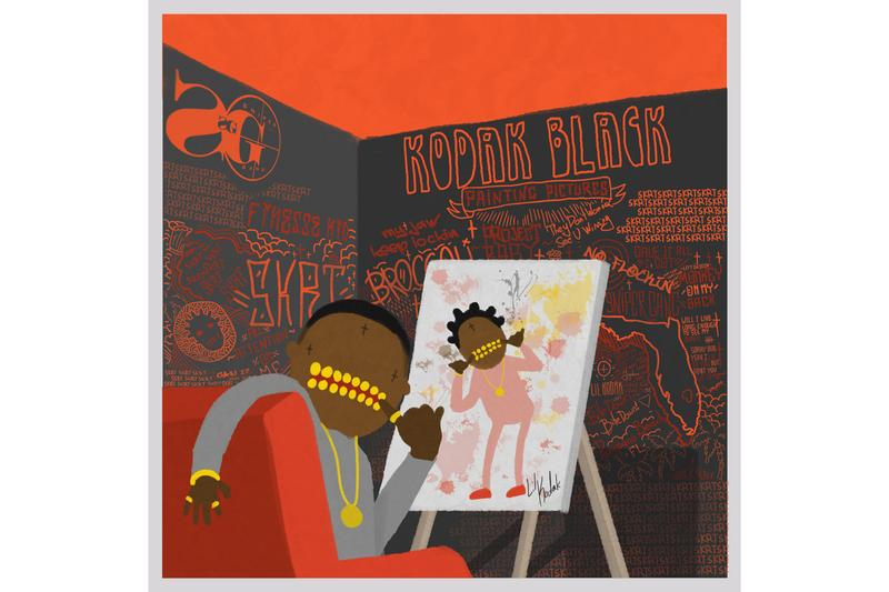 Kodak Black Announces Debut Album