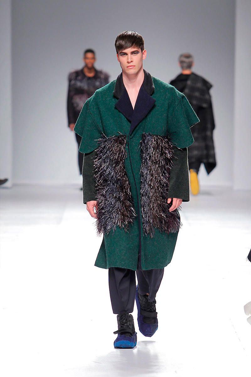 Kolovrat Fall/Winter 2018 Runway Collection