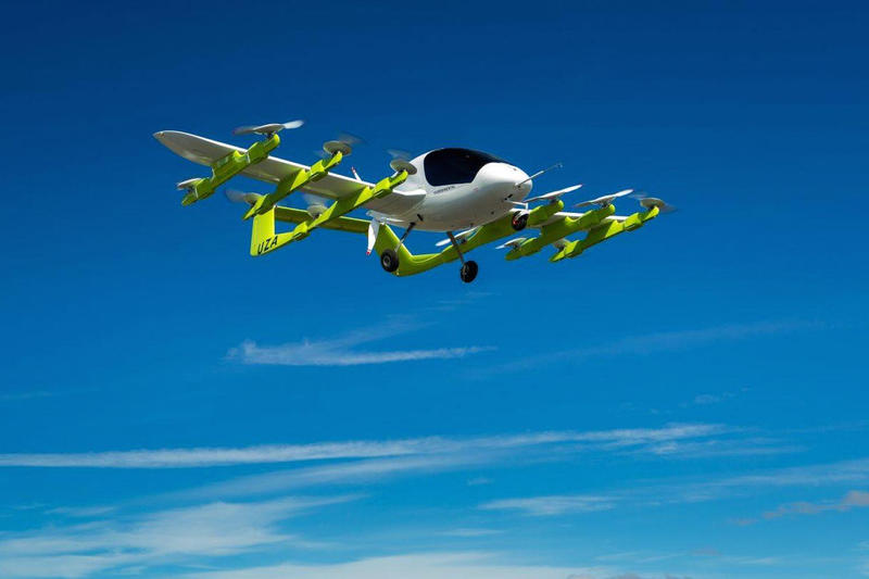 Larry Page Flying Taxi Regulatory Approval New Zealand Car Vehicle Uber-like Application Prime Minister Jacinda Ardern Agreement Google co-Founder