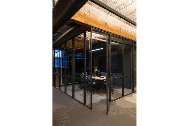 Leckie Studio Slack Headquarters Vancouver Architecture Warehouse Industrial Tech