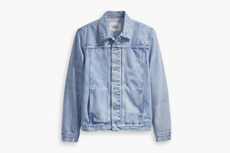 Levi's Made & Crafted Spring/Summer 2018 jeans jackets crewnecks