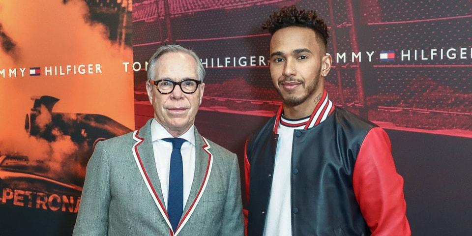 7b88c94f Lewis Hamilton Is Tommy Hilfiger's New Ambassador | HYPEBEAST