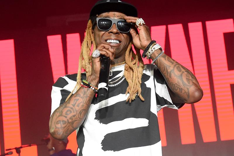 Lil Wayne Juelz Santana Mixtape Collab 2018 I Cant Feel My Face