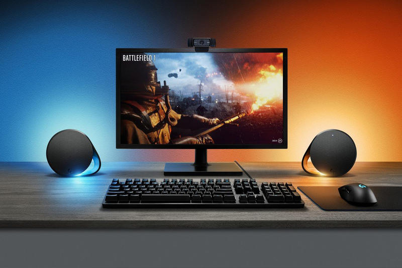Logitech G560 Speakers LIGHTSYNC gaming