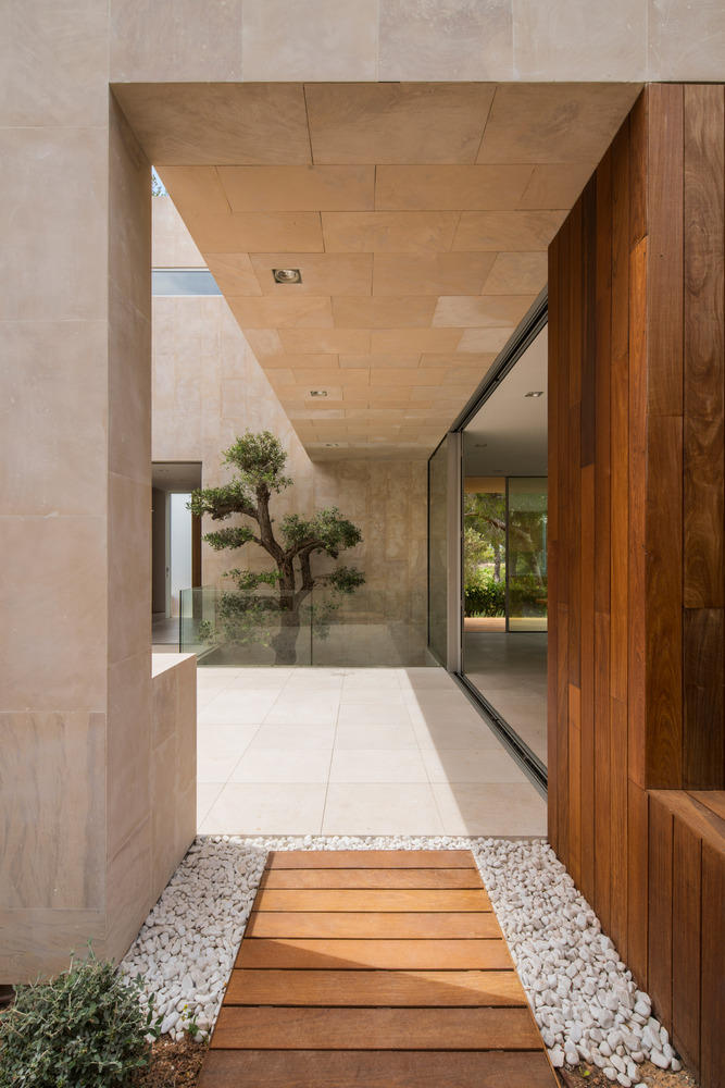 M3 House OLARQ Osvaldo Luppi Architects Bendinat Spain