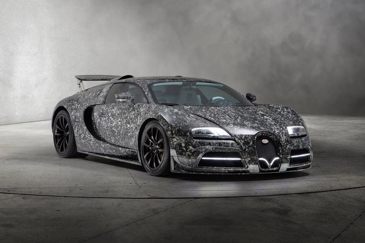 Bugatti Veyron Hypebeast