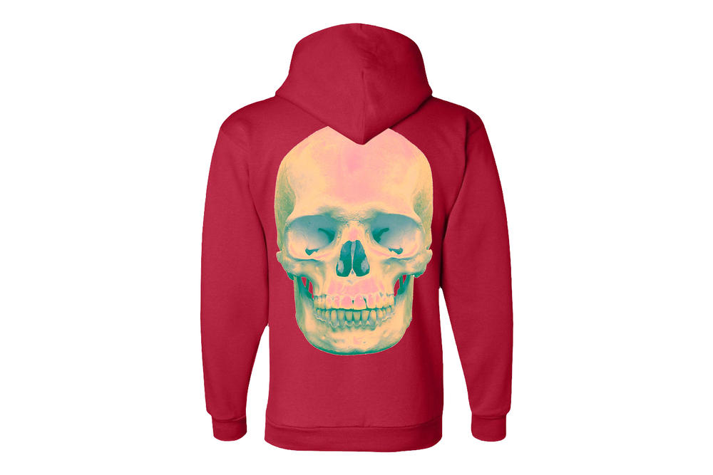 Marino Infantry New Items Hoodies floral skull fashion ASAP Ant March 2018