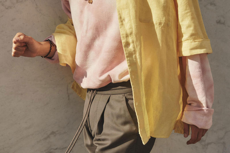Martin Asbjørn Spring Summer 2018 Collection Editorial release info jackets shirts trousers