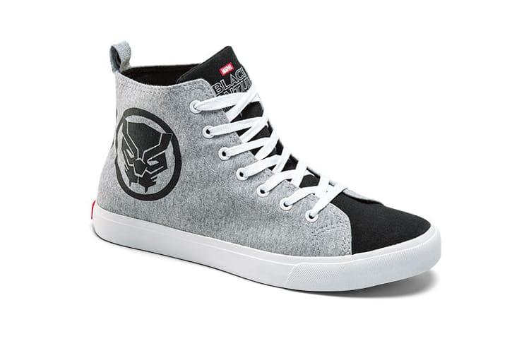 Marvel Hi-Top Sneakers   HYPEBEAST