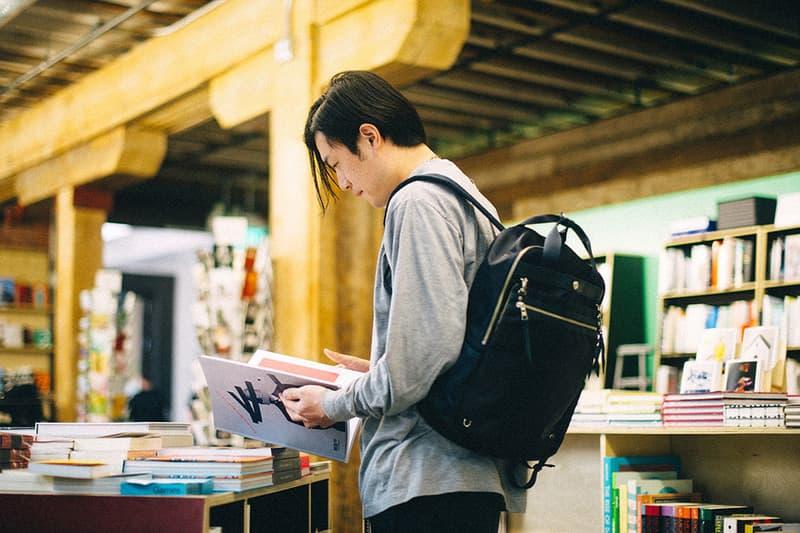 master piece Spring Summer 2018 Lookbook collection accessories bags release date info drop japan Taichi Fujimatsu