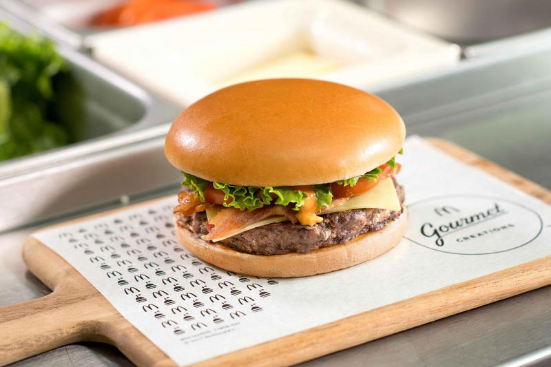 McDonalds Wagyu Beef Burger Australia First Ever Luxury Food