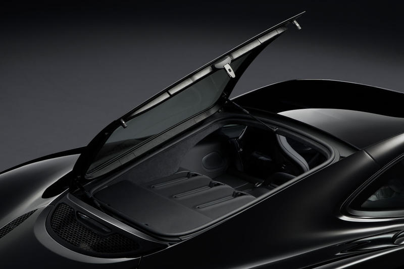 McLaren Special Operations MSO 570GT Black Collection Limited Edition Design Carbon Fiber Leather Alcantara Brembo Supercars Sports Cars