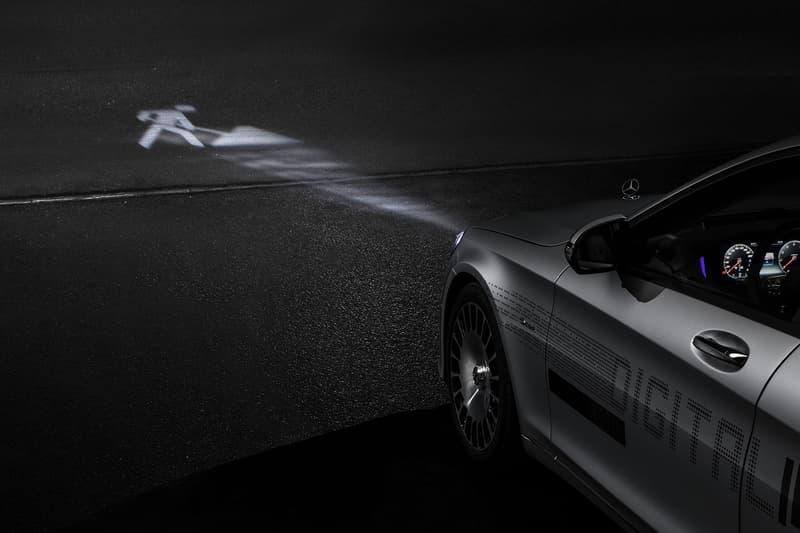 2019 Mercedes-Maybach S-Class Digital Light Beams Intelligent Main Beams Auto News automobile