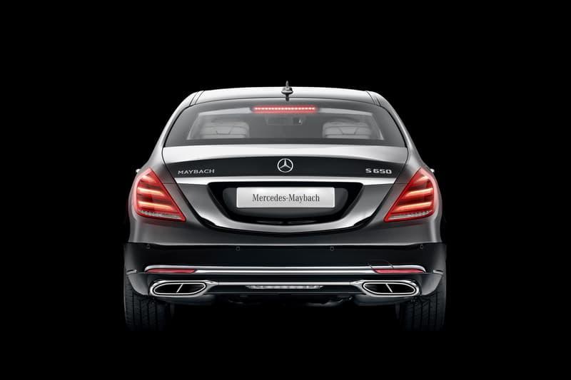 Mercedes Maybach Pullman 2019 Limousine Limo Black Leather Spacious Interior Executive Seats $615,000 USD Drake Automotive Car Mercedes Benz