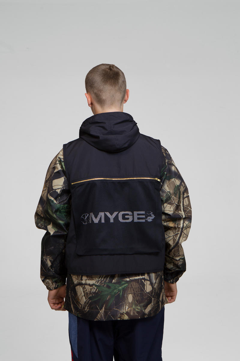 MYGE NU POWER Spring/Summer 2018 Collection Lookbook