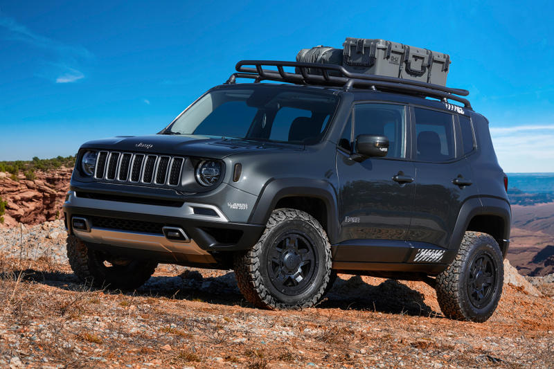 2018 Moab Easter Jeep Safari Concepts Dates March april
