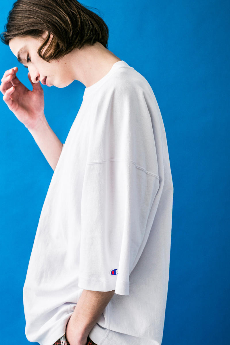 monkey time Champion Spring Summer 2018 Collection collaboration march 9 release date info drop united arrows beauty youth drop release
