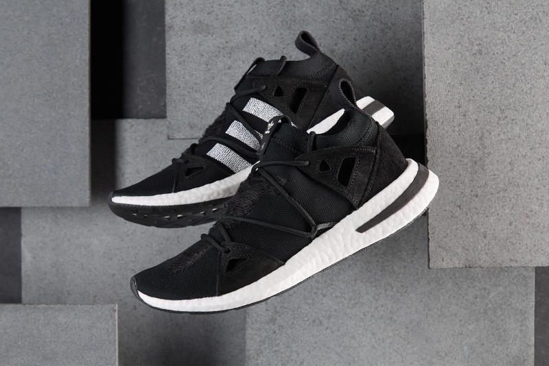 promo code a9940 a7ac2 NAKED adidas Consortium ARKYN collaboration black white march 16 release  date info drop sneakers shoes footwear