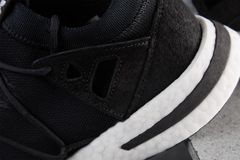 NAKED adidas Consortium ARKYN collaboration black white march 16 release date info drop sneakers shoes footwear end